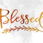 What It Means To Be Blessed